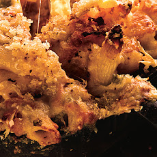 Cheesy Baked Penne with Cauliflower and Crème Fraîche