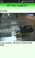 Screenshot of Indonesian CCTV