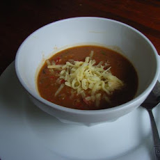 Claire's Mexican Bean Soup