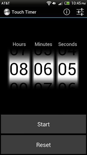 秒錶計時器- Google Play Android 應用程式