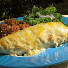 20 Min. Sour Cream Chicken Enchiladas
