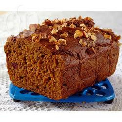 Walnut, Cranberry And Pumpkin Bread
