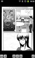 Screenshot of 音音コミック版「流れる雲よ」 第一話