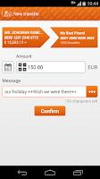 Screenshot of ING Smart Banking