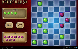 Screenshot of Checkers Free