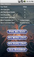 Screenshot of Sin Tracker : Confession
