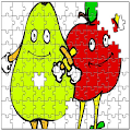 Puzzle Game ( Fruits) APK for Bluestacks