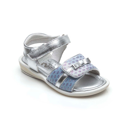 Step2wo Circle Sandal - Metallic Strap SANDAL
