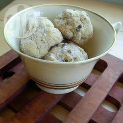 Chocolate Chip Butter Biscuits