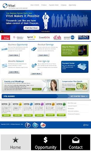 【免費商業App】Telecom Vitel Wireless-APP點子