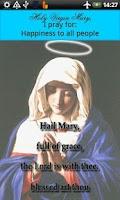 Screenshot of ePrayer - electronic Prayer