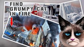Screenshot of Find Grumpy Cat Apocalypse