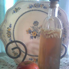 Homemade Amaretto Almond Liqueur