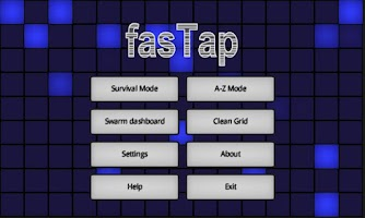 Screenshot of fasTap