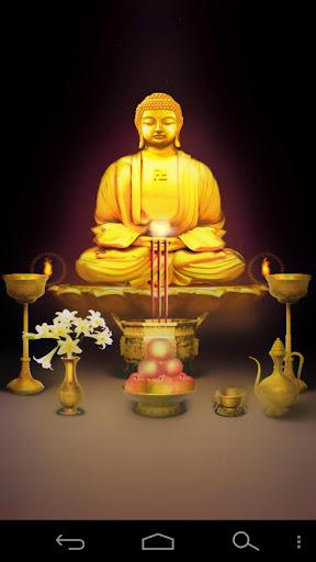 仏教仏陀デスク