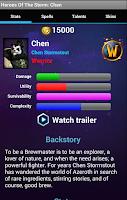 Screenshot of Heroes of the Storm