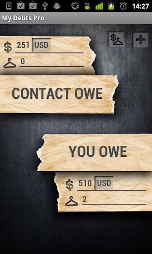 玩免費財經APP|下載負債の勘定 Pro app不用錢|硬是要APP
