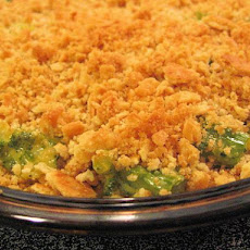 Broccoli and Velveeta Casserole