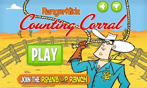 RangerKidz Counting Corral