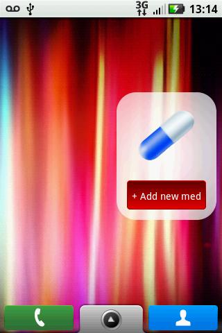 Medication Reminders Widget