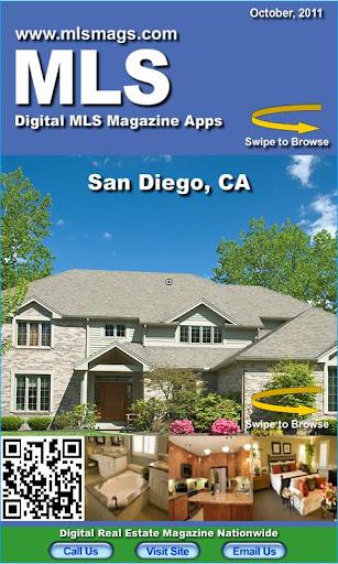 San Diego Real Estate MSL Mag