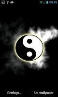 Screenshot of Yin Yang Live Wallpaper