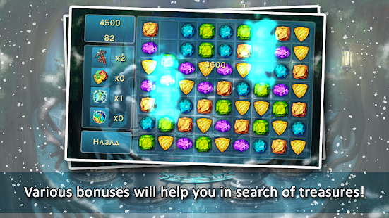 Game Forgotten Treasure 2 - Match 3 APK for Kindle