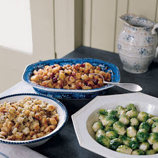 Cranberry-Dried Fruit Stuffing