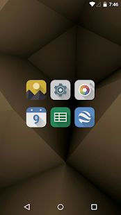 Lumos - Icon Pack- screenshot thumbnail