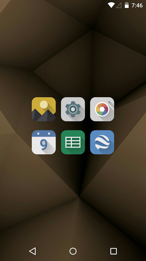 Lumos - Icon Pack Screenshot 2
