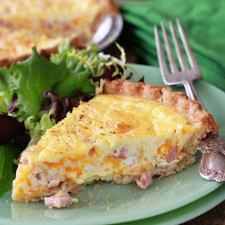 Quick and Easy Quiche