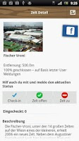 Screenshot of my Wiesn-Oktoberfest community