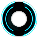 Disk Neon Live Wallpaper icon