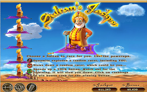 Mystic Genie Slots - screenshot