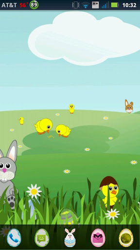 Easter Theme for Go Launcher