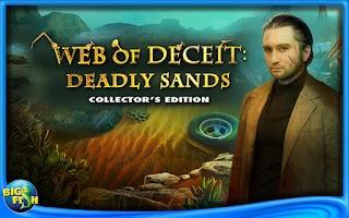 Screenshot of Web of Deceit: Deadly Sands CE