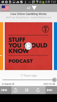 Podplay (podcast Player) APK screenshot thumbnail 5