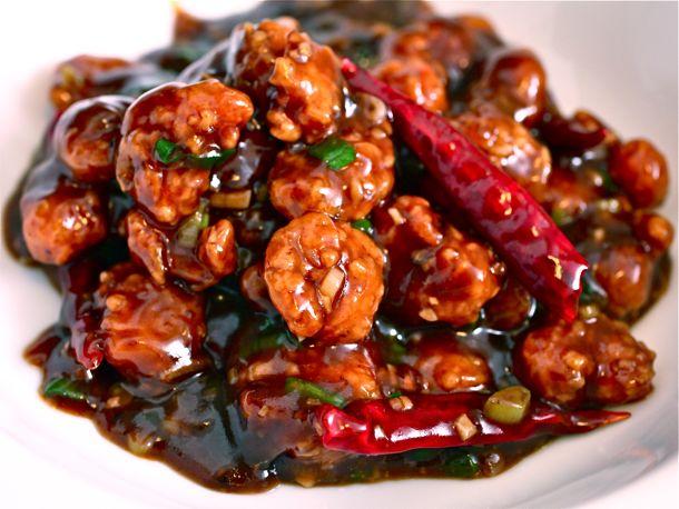 Popeye Tso's Chicken (General Tso's Chicken Made With Popeye's Ch...