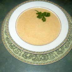 Croatian Green Pumpkin Soup