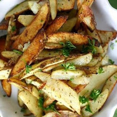 Garlic-Parmesan Oven Fries