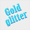 Blue Glitter GO Launcher Theme icon