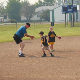 by Natalie Thares - Sports & Fitness Baseball