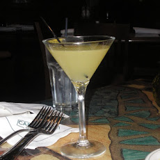 Italian Wedding Cake Martini