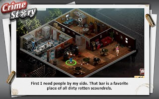 Screenshot of Crime Story
