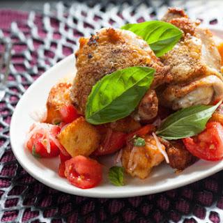 Garlic Chicken Thighs In Red Wine Recipes