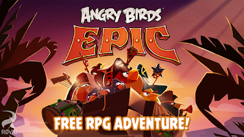 Screenshot of Angry Birds Epic