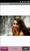 Screenshot of Tamil Actress HD Images