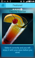 Screenshot of Cocktail Master