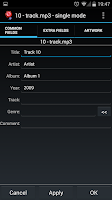 Screenshot of AudioTagger Pro - Tag Music