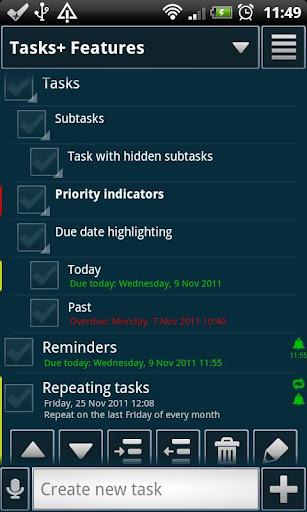 Tasks+ To Do List Manager